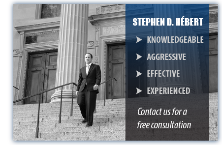 Contact Stephen D. Hebert